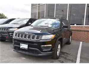 2018 Jeep Compass Sport|PUSHBUTTON START|KEYLESS ENTRY|UCONNECT|