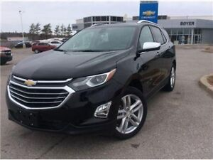 2018 Chevrolet Equinox Premier w/2LZ   AWD   SUNROOF   BLUETOOTH