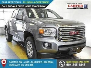 2018 GMC Canyon All Terrain w/Cloth 4x4 - Heated Front Seats...