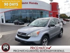 2008 Honda CR-V LX, AWD,NEW TIRES,CRUISE CONTROL, POWER ALL LOWS