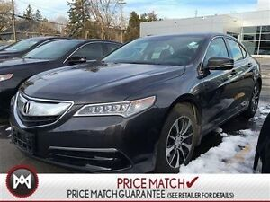 2015 Acura TLX NAVIGATION PAWS CERTIFIED