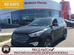 2016 Hyundai Santa Fe XL 3.3L LIMITED W/SADDLE INTERIOR, 6 PASSE