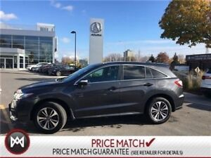 2016 Acura RDX AWD Elite Leather Package Elite Package ELITE PAC