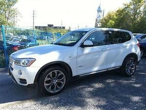2015 BMW X3 NAVI LEATHER ROOF