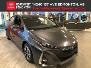 2018 Toyota Prius Prime Upgrade Technology Package