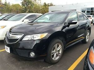 2013 Acura RDX NAVIGATION REARVIEW CAMERA LEATHER