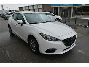 2014 Mazda3 {One Owner} Great Fuel Mileage Factory Warranty