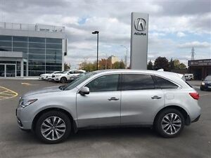 2014 Acura MDX NAVIGATION, REARVIEW CAMERA, 7 SEATER