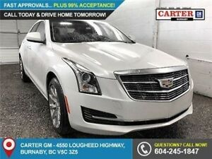 2018 Cadillac ATS AWD - Bluetooth - Rear View Camera - Sirius...