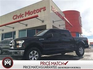 2015 Ford F-150 XLT - 4X4, POWER GROUP, CRUISE