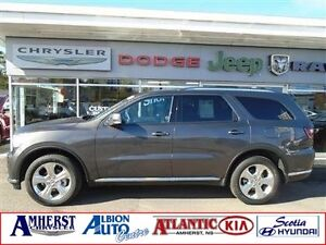2015 Dodge Durango Limited AWD, Low KM, Sunroof, Backup Camera