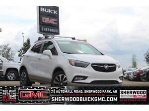 2018 Buick Encore Premium | Heated Leather | Memory Seat | Bose