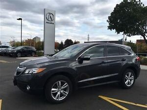2014 Acura RDX LEATHER SUNROOF ALLOY WHEELS