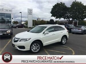 2016 Acura RDX Leather Technology Package Leather AWD LEATHER AW