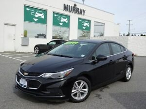 2018 Chevrolet Cruze LT Auto Bluetooth, Heated front seats