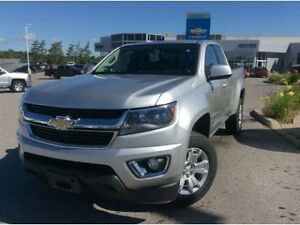 2018 Chevrolet Colorado LT   REAR WINDOW   H.D. TRAILERING PKG