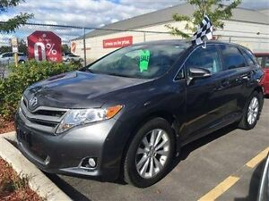 2013 Toyota Venza :Extended Warranty Versatility and Space