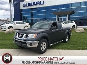 2012 Nissan Frontier King Cab - LOW KM -PWR Group - RARE Manual