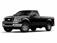 Man available with pick up truck to do odd jobs
