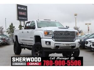 2019 GMC Sierra 3500HD Denali | 7.5 Lift | 37 Tires | 20 Fuel Wh
