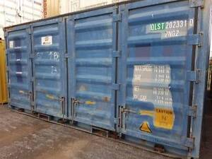 SIDE OPENING SHIPPING CONTAINER 20' Derrimut Brimbank Area Preview