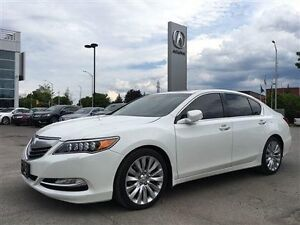 2015 Acura RLX NAVIGATION REARVIEW CAMERA  LOW MILEAGE Own for $