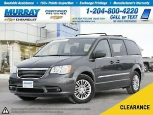 2016 Chrysler Town & Country Touring-L *Bluetooth, Heated Leathe