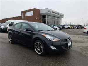 2013 Hyundai Elantra Limited Sunroof, Leather, Upgraded Wheels