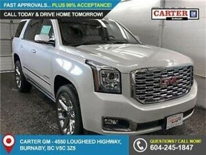 2018 GMC Yukon Denali 4x4 - Navigation - Power Liftgate - Hea...
