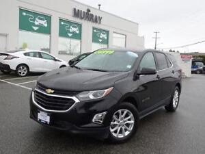 2018 Chevrolet Equinox LT 2WD Heated front seats, Bluetooth