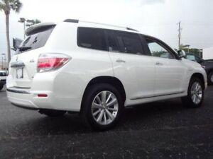 Toyota highland limited