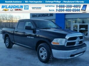2012 Ram 1500 *Quad Cab *Keyless Entry *MP3 *CD *4WD