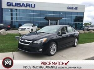 2014 Subaru Impreza Limited Pkg - Leather - LOADED GREAT COLOUR