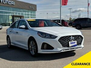 2019 Hyundai Sonata Essential Sport *with Bluetooth, Blind Spot
