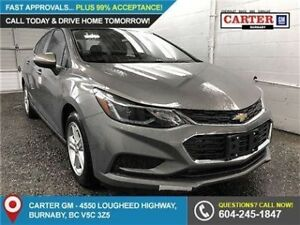 2018 Chevrolet Cruze LT Auto FWD- Rear View Camera - Bluetoot...