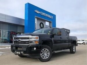 2018 Chevrolet Silverado 3500HD High Country