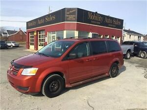 2008 Dodge Grand Caravan SE LOW KMS