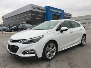 2018 Chevrolet Cruze Premier   DEALERSHIP DEMO
