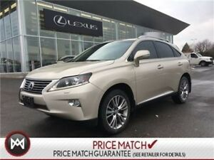 2013 Lexus RX 350 NAVI AWD LEATHER ROOF RX350 TOURING PACKAGE!