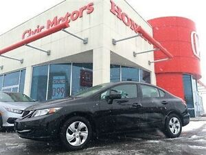 2014 Honda Civic Sdn LX HEATED SEATS BACK UP CAMERA