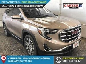 2018 GMC Terrain SLT AWD - Power Liftgate - Heated Front Seat...