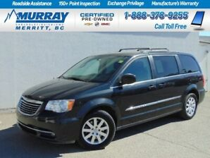 2015 Chrysler Town & Country Touring * No Accidents, Front Wheel Drive *