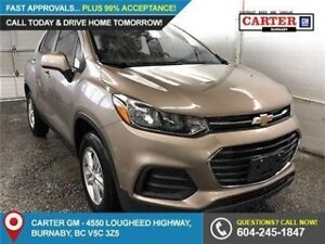 2018 Chevrolet Trax LS AWD - Bluetooth - Rear View Camera - A...