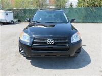 Toyota RAV4 4WD 4dr 4-cyl 4-Spd AT (N 2011