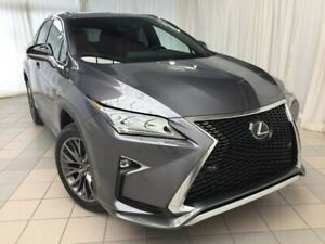 2019 Lexus RX 350 F Sport Series 2 Package