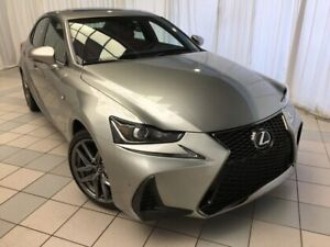 2019 Lexus IS 300 F Sport Series 2 Package
