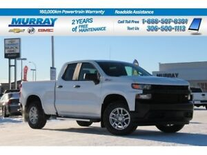 2019 Chevrolet Silverado 1500 Double Cab WT *OFF ROAD PACKAGE*