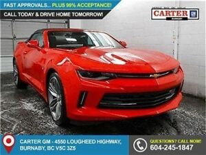 2018 Chevrolet Camaro 1LT RWD - Bluetooth -  Power Convertibl...