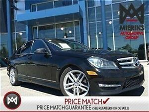 2013 Mercedes-Benz C-Class C300 0.9% up to 36 mths