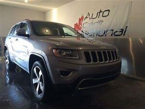 Jeep Grand Cherokee Limited NAV CAM RECUL TOIT CUIR 2015